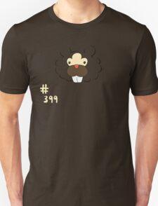 Pokemon 399 Bidoof Unisex T-Shirt