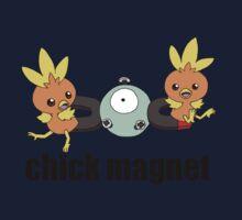 Pokemon Chick Magnet Kids Tee