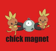 Pokemon Chick Magnet Baby Tee