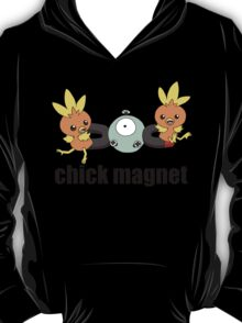 Pokemon Chick Magnet T-Shirt