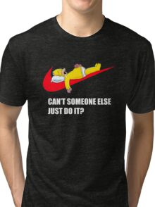 Cant Someone Else Trademark - Mens Funny T-Shirt Dope Parody Tri-blend T-Shirt