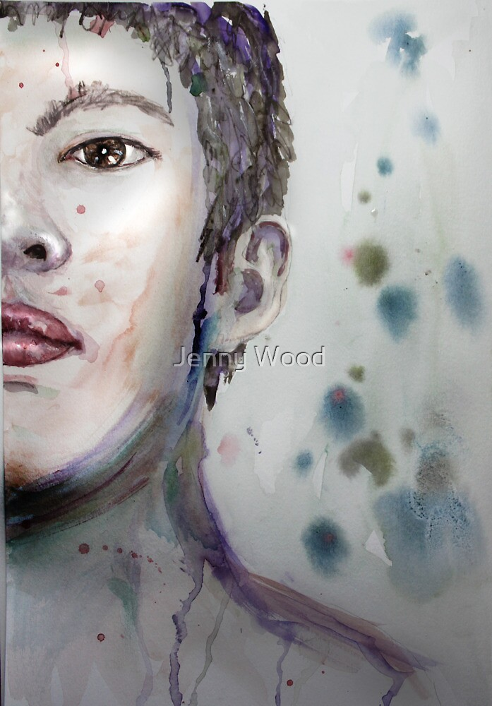Affliction by Jenny Wood