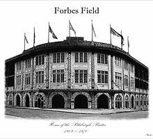 Forbes Field by SteelCityArtist