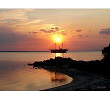 Golden Dream Photographic Print