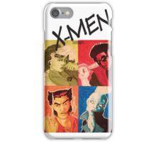 Achromatic X-men iPhone Case/Skin