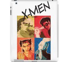 Achromatic X-men iPad Case/Skin
