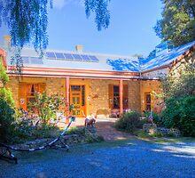 Bungala House - Normanville, Fleurieu Peninsular, South Australia by Mark Richards