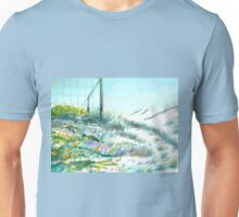 Sand Dunes , Gold Coast Queensland . Unisex T-Shirt