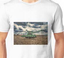 John Deere Combine Unisex T-Shirt
