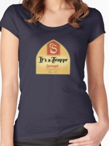 It's a Trappe! Women's Fitted Scoop T-Shirt