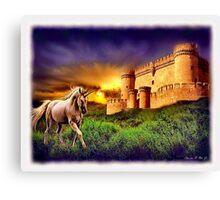 """""""Fairytale Fantasy"""" Canvas Print"""