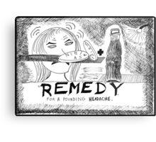 Medicinal Remedy Metal Print