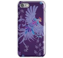 abstract textile designs iPhone Case/Skin
