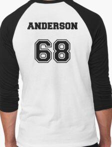 Anderson Varsity Men's Baseball ¾ T-Shirt