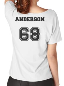 Anderson Varsity Women's Relaxed Fit T-Shirt
