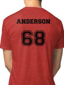 Anderson Varsity Tri-blend T-Shirt
