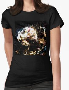 nightmare  Womens Fitted T-Shirt