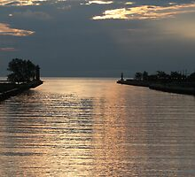 Port Of Kenosha by kkphoto1