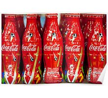 World Cup Coke  Poster