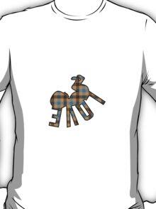 Outlander Fraser Baby Love T-Shirt