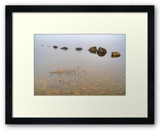 Milarrochy Rocks (3) by Karl Williams