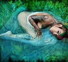 Womb Dreams  by Analisa Ravella