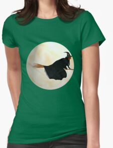 Whitch Flight on Halloween Night T-Shirt
