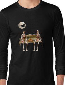 Halloween Date Long Sleeve T-Shirt