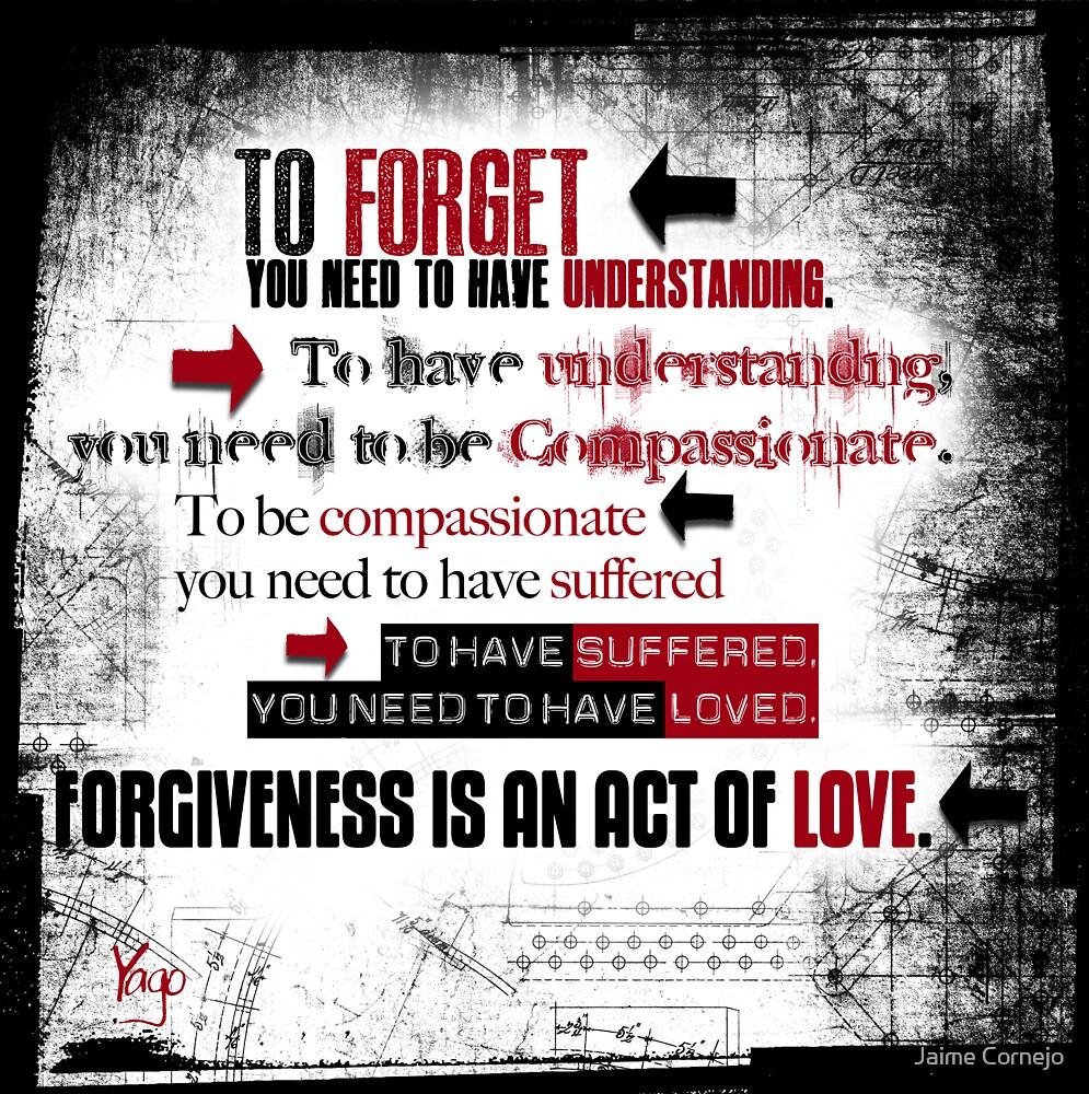 FORGIVENESS  by Yago