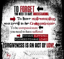 FORGIVENESS  by Yago