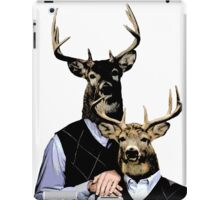 Dear Deer Stepbrothers iPad Case/Skin