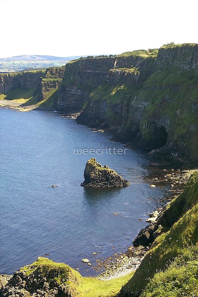 Irish Coast! by weecritter