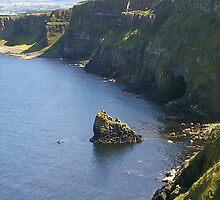 Irish Coast! by weecritter