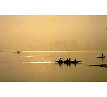 Impression of Dal Lake Photographic Print