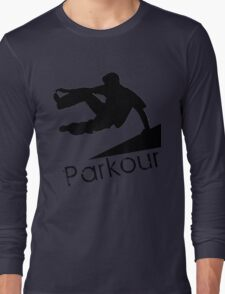 Parkour Plain Long Sleeve T-Shirt