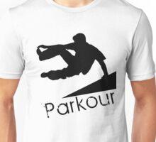 Parkour Plain Unisex T-Shirt