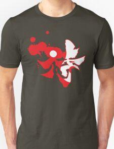 yin yang samarai T-Shirt