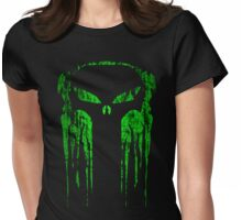 Wasteland Warrior  Womens Fitted T-Shirt