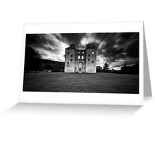 Old Wardour Castle Greeting Card