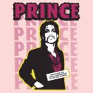 Prince  by BUB THE ZOMBIE