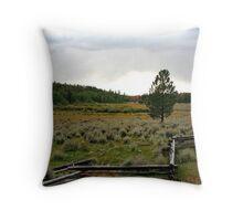 High Pasture Throw Pillow