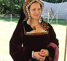 Katherine of Aragon by merlinonline