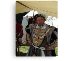 Henry VIII Canvas Print