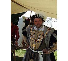 Henry VIII Photographic Print