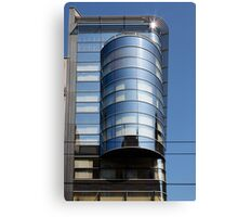 glass tower Canvas Print