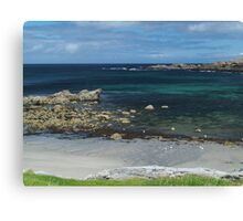 At Na Dunaibh Canvas Print