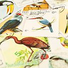 Birds stamps. by FER737NG