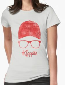 Kloppite Womens Fitted T-Shirt