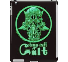 Samhain Strange Craft Cult iPad Case/Skin