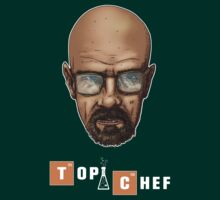 Walter White Top Chef by AdamGuzowski